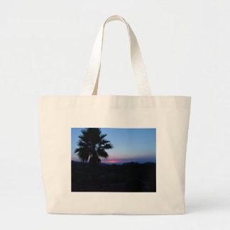 Dockweiler Beach Large Tote Bag