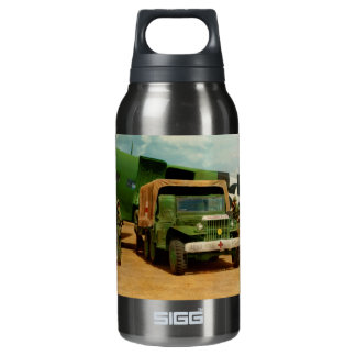 Doctor - 1942 - Delivering blood Insulated Water Bottle
