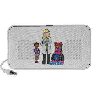 Doctor 1 travel speaker