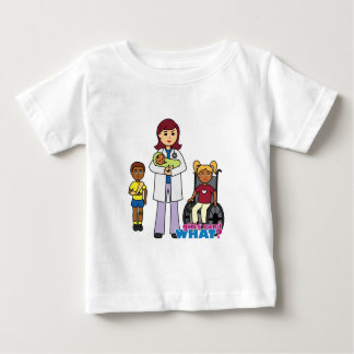 Doctor 4 baby T-Shirt