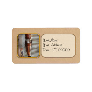 Doctor - A leg up in the competition Custom Address Labels