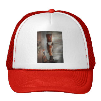 Doctor - A leg up in the competition Trucker Hat