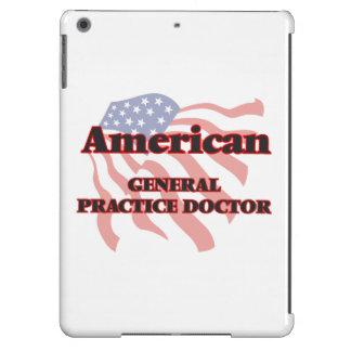 Doctor americano de la práctica general funda para iPad air