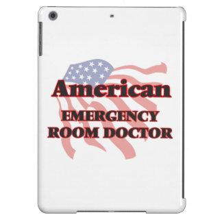 Doctor americano de la sala de urgencias funda para iPad air