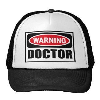 DOCTOR amonestador gorra