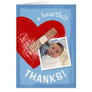 Doctor and Nurse Thank You Cards