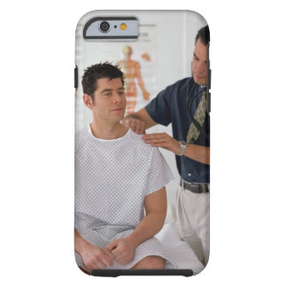 Doctor and patient tough iPhone 6 case