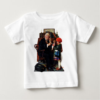 Doctor and the Doll Baby T-Shirt