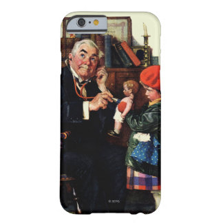 Doctor and the Doll Barely There iPhone 6 Case
