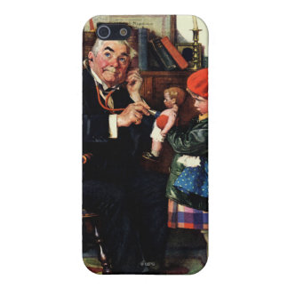 Doctor and the Doll iPhone SE/5/5s Cover