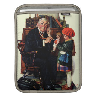 Doctor and the Doll Sleeve For iPads