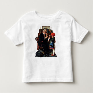 Doctor and the Doll Toddler T-shirt