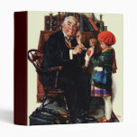 Doctor and the Doll Vinyl Binder