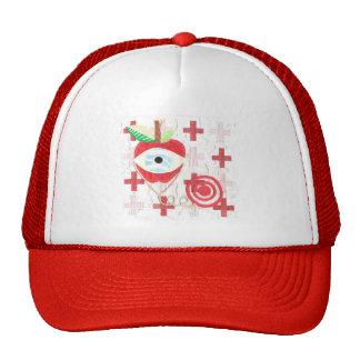 Doctor Apple Baseball Cap Mesh Hats