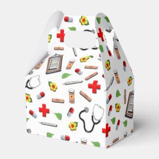 doctor appreciation favor box
