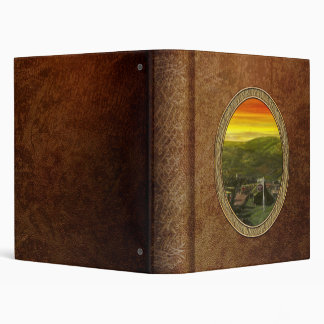 Doctor - At the end of a day 3 Ring Binder