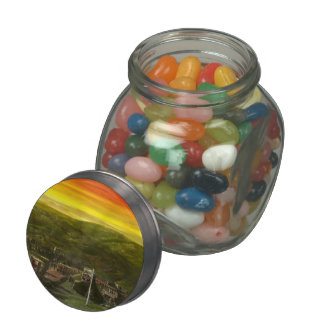 Doctor - At the end of a day Glass Candy Jars