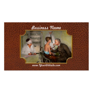 Doctor - At the pediatricians office 1925 Business Card
