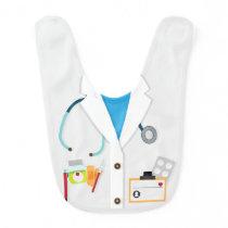 Doctor Baby Bibs