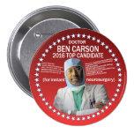 Doctor Ben Carson Button