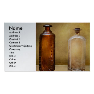 Doctor - Bitters Double-Sided Standard Business Cards (Pack Of 100)