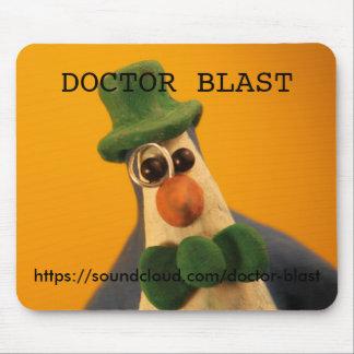 Doctor Blast Farnsworth Design Mousepad