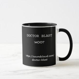 Doctor Blast Moot design Mug
