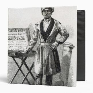 Doctor Bokanky, the street herbalist Binder