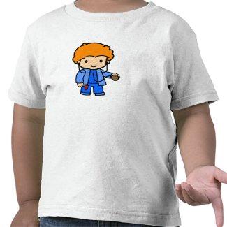 Doctor Boy 2 shirt