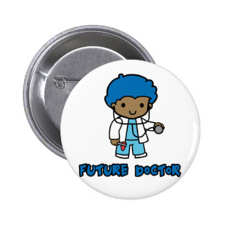 Doctor (boy) buttons