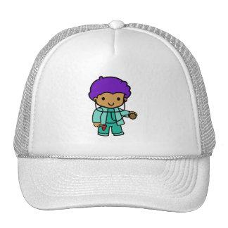 Doctor Boy Mesh Hat