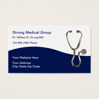 Doctor Business Cards