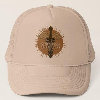 Doctor Caduceus Trucker Hat