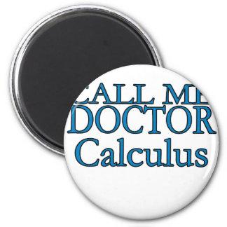 Doctor Calculus Refrigerator Magnet