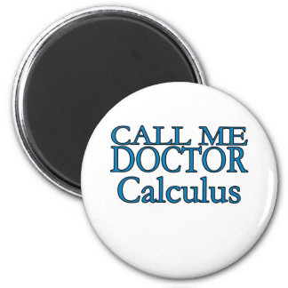 Doctor Calculus Magnets