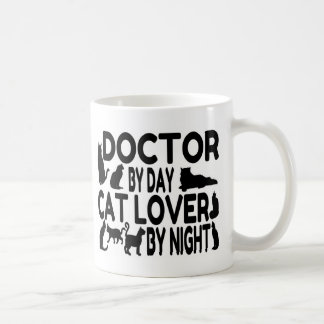 Doctor Cat Lover Coffee Mug