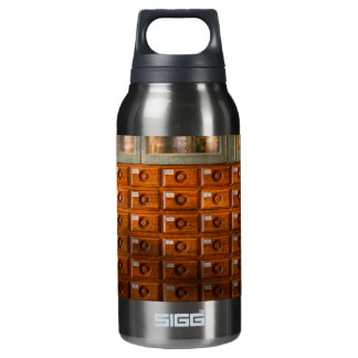 Doctor - Chef - It's a draw Insulated Water Bottle