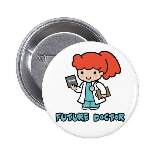 Doctor (chica) pins