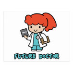 Doctor (chica) postal