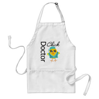 Doctor Chick Adult Apron