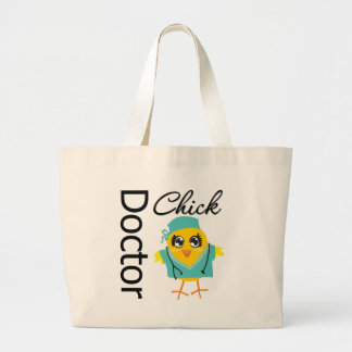 Doctor Chick Canvas Bags