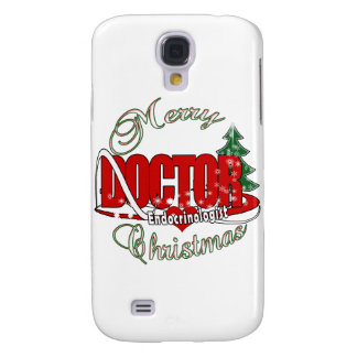 DOCTOR CHRISTMAS Endocrinologist Galaxy S4 Cover