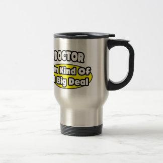 Doctor = clase de una gran cosa taza de viaje