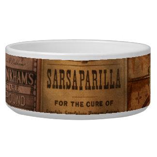 Doctor - Compound Extracts & Sarsaparilla Bowl