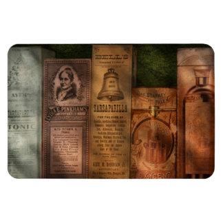 Doctor - Compound Extracts & Sarsaparilla Magnet