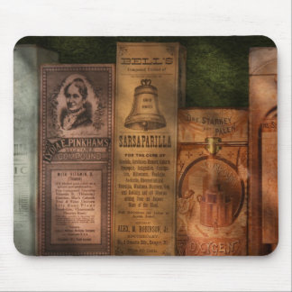 Doctor - Compound Extracts & Sarsaparilla Mouse Pad