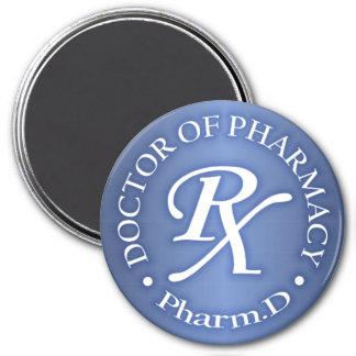 Doctor de la farmacia imanes