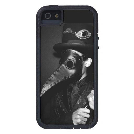 Doctor de la plaga iPhone 5 protector