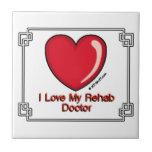 Doctor de la rehabilitación del amor tejas  ceramicas