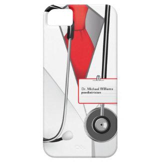 Doctor de las medicinas iPhone 5 fundas